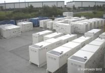 YorPower Diesel Generators For Iraqi Water