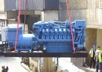 2000 KVA Generator for London Data Centre